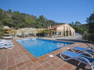 Large villa with sunny terraces: Villa Cipres - Lloret de Mar vacation rentals