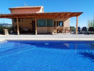Close to Barcelona and still relax:Villa Manhattan - Sant Pol de Mar vacation rentals