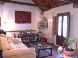 Lounge and living area - Holiday home with wonderful views to the Alhambra - Province of Granada - rentals