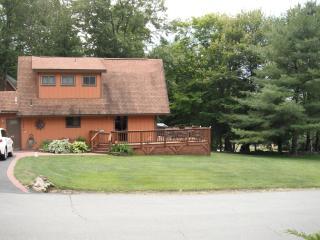 4 STAR community LAke view house with sauna - Lake Ariel vacation rentals