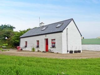 THE COTTAGE, near mountain walks, off road parking, lawned garden and sun-trap patio, in Ross, Ref 18828 - Burren vacation rentals