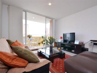 Cozy Unit Near Nightlife With View - Medellin vacation rentals