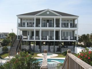 Oceanfront Pool/ Hot Tub 8BR/7.5B*10% off  Dec wk* - Garden City Beach vacation rentals