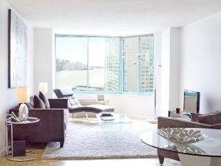 Sky City at Waterfront North- 1-bedroom - Jersey City vacation rentals