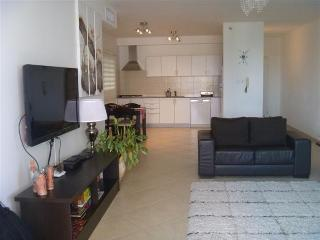 Modern 3 BR Apartment in South Beach, Netanya, Fantastic Location with Sea View - YD03K - Netanya vacation rentals