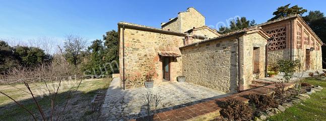 Casa Adalmina A - Image 1 - Rapolano Terme - rentals