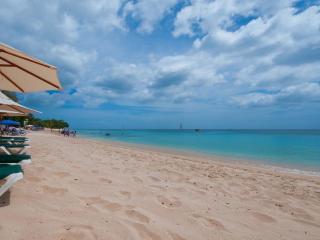 Coral Cove 3 - Green Flash at Paynes Bay, Barbados - Beachfront, Amazing Sunset Views, Close To Shopping, Tennis And Golf - Saint James vacation rentals