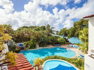 Merlin Bay - Hibiscus at Merlin Bay, Barbados - Beachfront, Pool, Spacious Sun Deck - Saint Peter vacation rentals