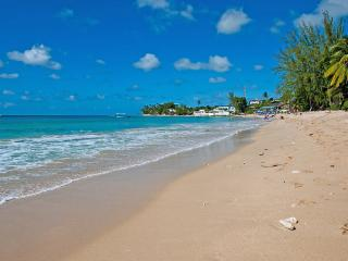 Whitecaps at Mullins, Barbados - Beachfront, Amazing Sunset View, Large Shady Open Air Terrace - Mullins vacation rentals