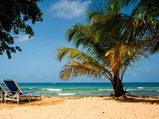 Schooner Bay 102 at Speightstown, Barbados - Beachfront, Gated Community, Communal Pool - Saint Peter vacation rentals