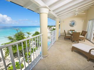 Sapphire Beach 509 at Dover Beach, Barbados - Beachfront, Gated Community, Communal Pool - Christ Church vacation rentals