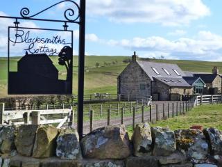 Blacksmiths Cottage. 33 x 5* Trip Advisor Reviews - Alnwick vacation rentals