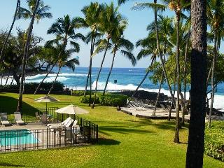 Amazing Oceanfront Kona Isle D21 $90.00 special May 14th-21st! - Kailua-Kona vacation rentals