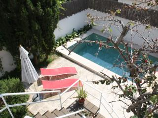 Townhouse with pool in Pollenca, Mallorca - Sa Pobla vacation rentals