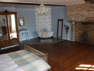 Handsome 15th Century manor house in rural setting - Lesterps vacation rentals