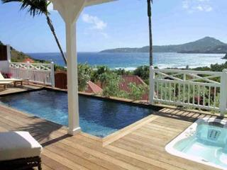 Charming 1 bedroom Gustavia Villa with Deck - Gustavia vacation rentals