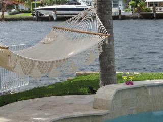 Villa Lucilla Waterfront Family-Home, heated pool - Coral Springs vacation rentals