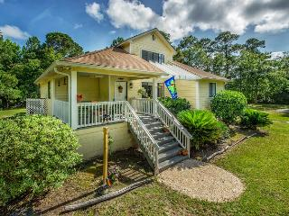 BRAND NEW,  4 Bedroom - Tranquil Coastal Cottage Retreat - Georgia Coast vacation rentals