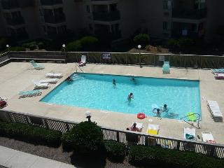 Awesome Ocean View!! - 2 Bedroom, 2 Bath - A Place at the Beach III Unit #O2E - Myrtle Beach vacation rentals
