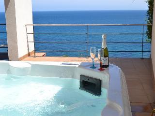 Sea-front villa with stunning views near Barcelona - Girona vacation rentals