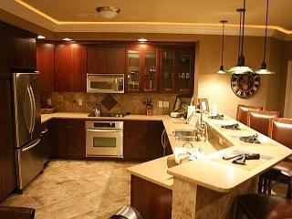 Fully equipped kitchen with stainless appliances - Luxurious Lands End 3 Bedroom near Shopping - Osage Beach - rentals