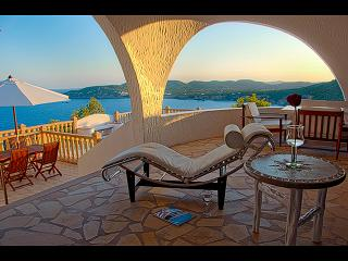 A dream Ibiza villa near beach with 180° seaviews - Ibiza vacation rentals