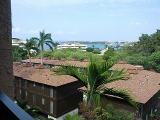 Well appointed 1 bedroom with partial ocean view at Kona Pacific B511 - Kailua-Kona vacation rentals