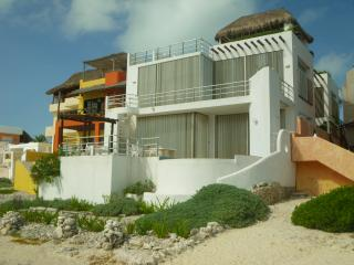 Two Bedroom Oceanfront House-Xanadu - Isla Mujeres vacation rentals