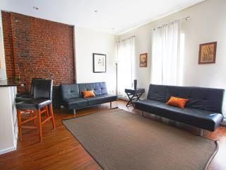 PLUSH AND SPACIOUS 2 BEDROOM FLAT IN MANHATTAN - New York City vacation rentals