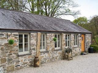 THE COTTAGE - COOMBE FARM HOUSE, stone cottage, with woodburner, off road - Saint Neot vacation rentals