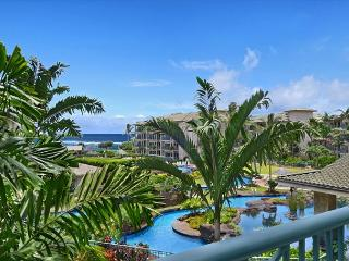 ONE Bed OCEAN & POOL view INTERIOR *** CALL NOW - Kapaa vacation rentals
