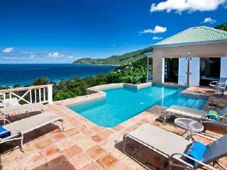 Murray House - Beautifully designed & spacious villa features pool & captivating island views - British Virgin Islands vacation rentals