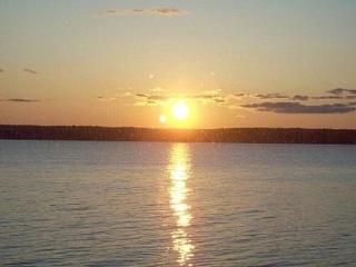 Quarterdeck 2 bedroom shore front fabulous sunsets - Trenton vacation rentals