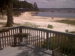 Lakehouse 8 miles from Disney on Lancaster Beach - Clermont vacation rentals