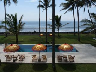 Beachfront property in front of surfing spot - Karangasem vacation rentals