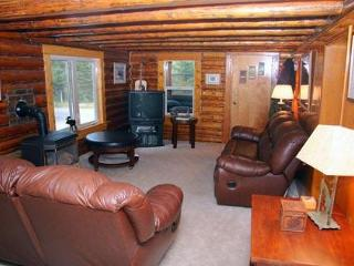 Vacation Cabin Home New Spring Rates - $199/ - West Yellowstone vacation rentals