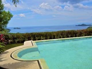 Luxury  4 bedroom Ocean view Villa - Playa Hermosa vacation rentals