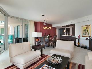 LUXURY 3 BEDROOMS WATERFRONT !! SPECTACULAR BRAND NEW 5 STAR CONDOMINIUM!! - Coconut Grove vacation rentals