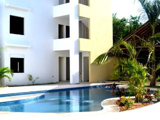 Condo Aqua One Ground Floor In Xcalacoco Area - Playa del Carmen vacation rentals