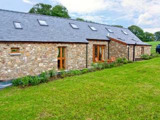 YSGUBOR HIR, stone cottage, surrounded by open fields, lawned garden, off road parking, in Llanedi, Ref 16482 - Swansea vacation rentals