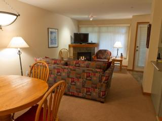Lagoons 91 a 2 bedroom with private hot tub - Whistler vacation rentals