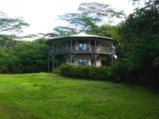 Tropical Round House on Big Island of Hawaii - Pahoa vacation rentals