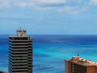 Ocean View Updated Condo in the heart of Waikiki - Honolulu vacation rentals