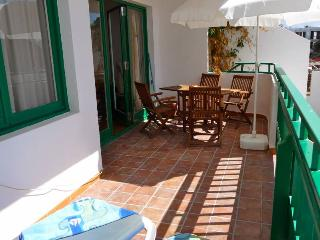 Holiday Apartment Oasis de Las Cucharas IV - Charco del Palo vacation rentals