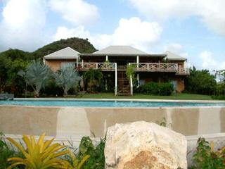 Lady Angel at Turtle Bay, English Harbour, Antigua - Ocean View, Pool, Tropical Gardens - English Harbour vacation rentals