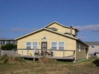 Front of House - The Mermaid Beach House - Bandon - rentals