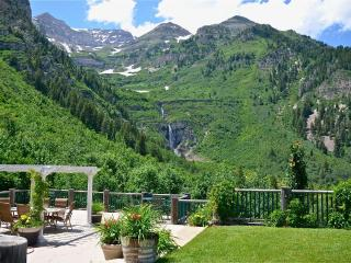Best View at Sundance! Waterfall in your Backyard! - Sundance vacation rentals