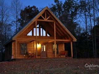 Beautiful log cabin on 20 acres, French Lick, IN - French Lick vacation rentals