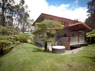 Comfortable House with Deck and Internet Access - Volcano vacation rentals