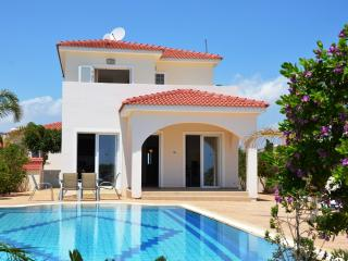 "Villa Sunrise ""your Beautiful Beach Front Villa"" - Sotira vacation rentals"